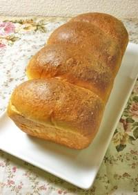 糖質制限!パウンド型大豆粉パン