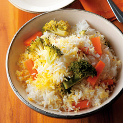 ベジタブルプラオ(野菜の炊き込みご飯)