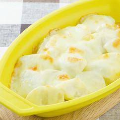里芋のミルクグラタン