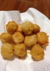 唐揚げ粉で高野豆腐の唐揚げ