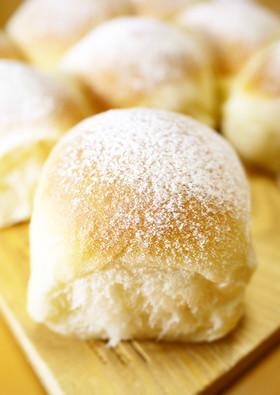 ふわふわリッチ♡HB生クリームちぎりパン