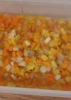 離乳食中期・後期☆野菜のくたくた煮