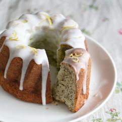 レモンティーケーキ