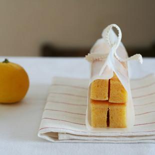柚子スティックケーキ