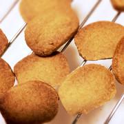 材料3つ★ココナッツオイルの簡単クッキーの写真