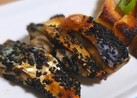 鯖の胡麻焼き