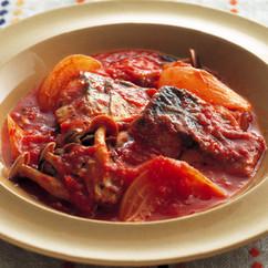 さばのトマト煮