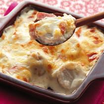 里いものチーズ焼き