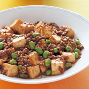 豆腐の肉みそ煮
