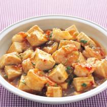 えびと豆腐の辛味煮