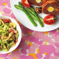 春キャベツのパスタサラダ