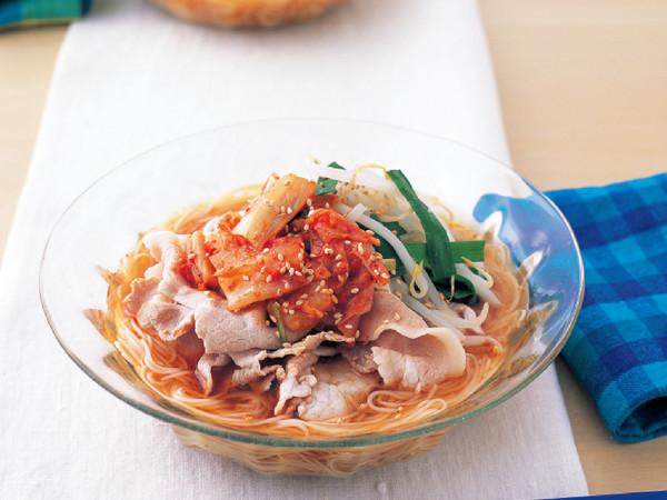 豚しゃぶ冷麺