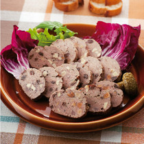 豚肉とレバーのパテ