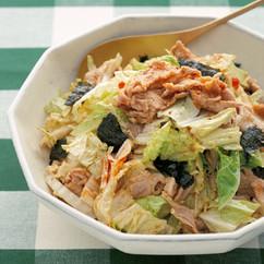 豚肉入り白菜ナムル