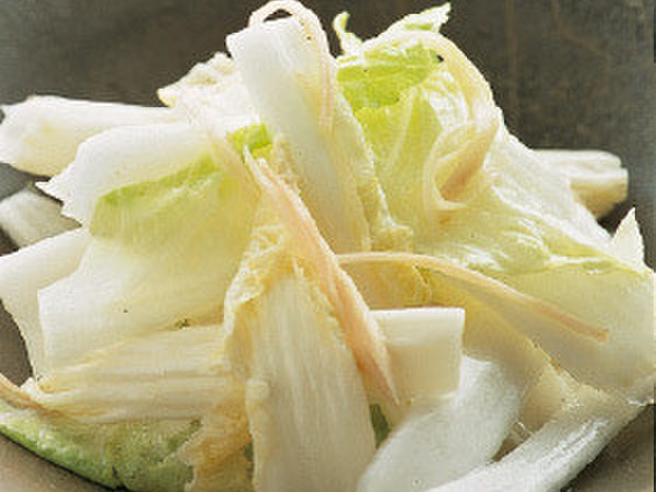 白菜の甘酢漬け