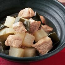 豚肉と大根の和風煮