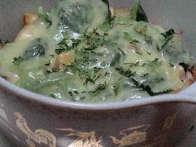 ポテト&ひまわりの種のオーブン焼き