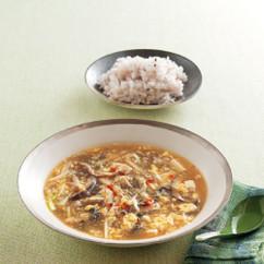 酸辣湯風春雨スープ