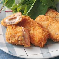 鮭のチーズフライ