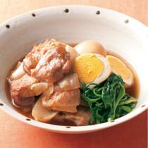 鶏肉の甘辛しょうゆ煮