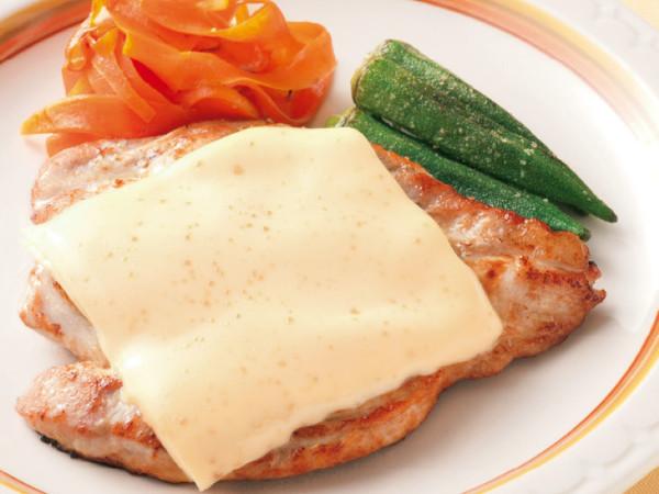 鶏肉のチーズソテー