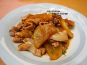 こっくり❤大根と豚バラ肉の照り煮の写真