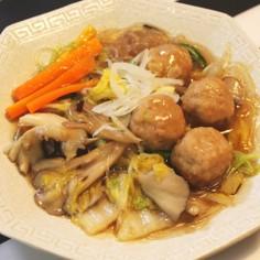 白菜と春雨のうま煮、簡単に白菜大量消費!