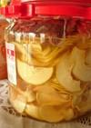 生姜入り花梨シロップ(蜂蜜漬け)