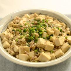 ゆず胡椒麻婆豆腐
