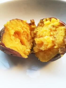 簡単!安納芋、紅はるかの焼き芋!グリルで