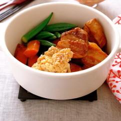 豚バラ肉のお酢煮