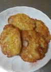 チーズとジャガイモのガレット