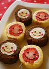 スマイル☆ロールケーキ