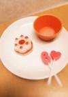 離乳食初期⁑ハーフバースデーケーキ