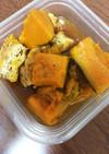 ココナッツオイルでかぼちゃの煮物