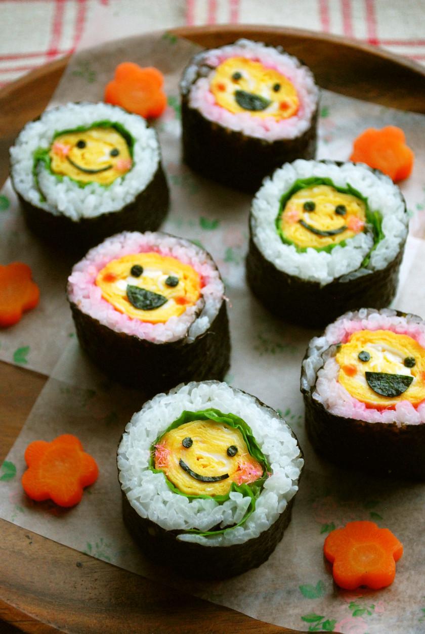 スマイル☆巻き寿司