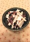長芋と海藻のノリノリ和え