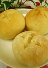 HBで。クリームチーズ入りハードパン