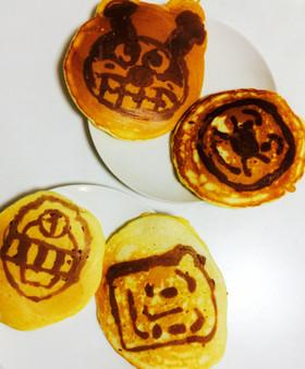 パンケーキアート