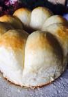 食パン風フラワーパン(amway)