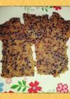 ダイエット中のグルテンフリーキヌア煎餅