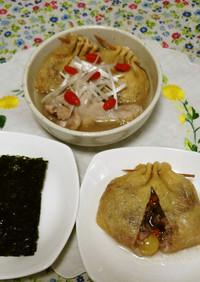 サムゲタン風★福袋煮