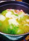 二日酔いの朝に!煮込むだけ簡単野菜スープ