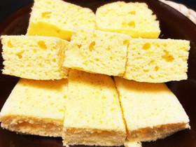 ★糖質制限★おからパウダーレンジ蒸しパン