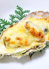 ホワイトソース作り不要☆牡蠣のコキール