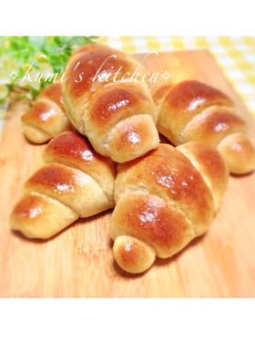 オートミールのパン生地でロールパン❀HB