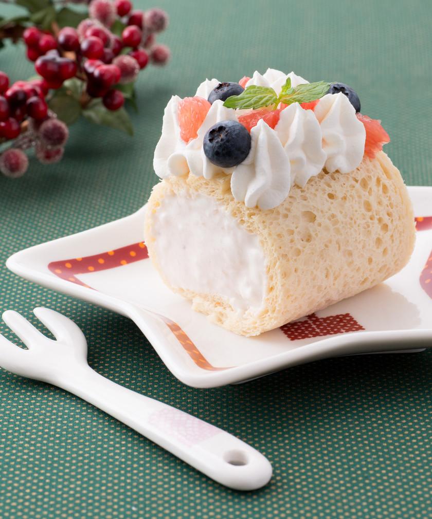 簡単♪フルーツケーキ 糖質制限ダイエット