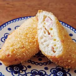 揚げグラタンパン