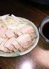 豚の紅茶煮