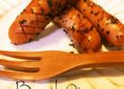 お弁当⭐バジル風味なウインナーソーセージ